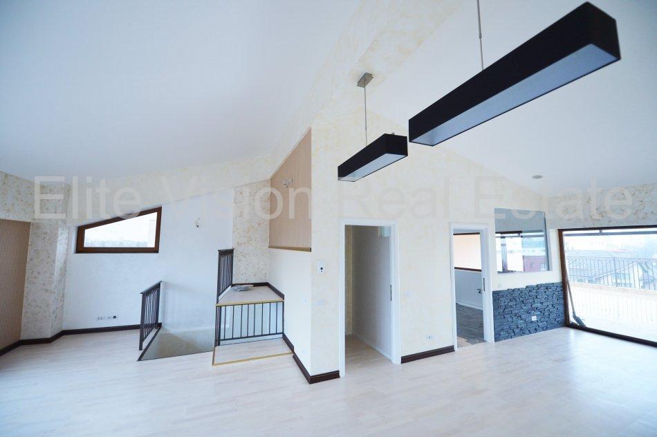 Barbu Vacarescu / Floreasca - Apartament cu 4 camere Penthouse Duplex - Bucuresti