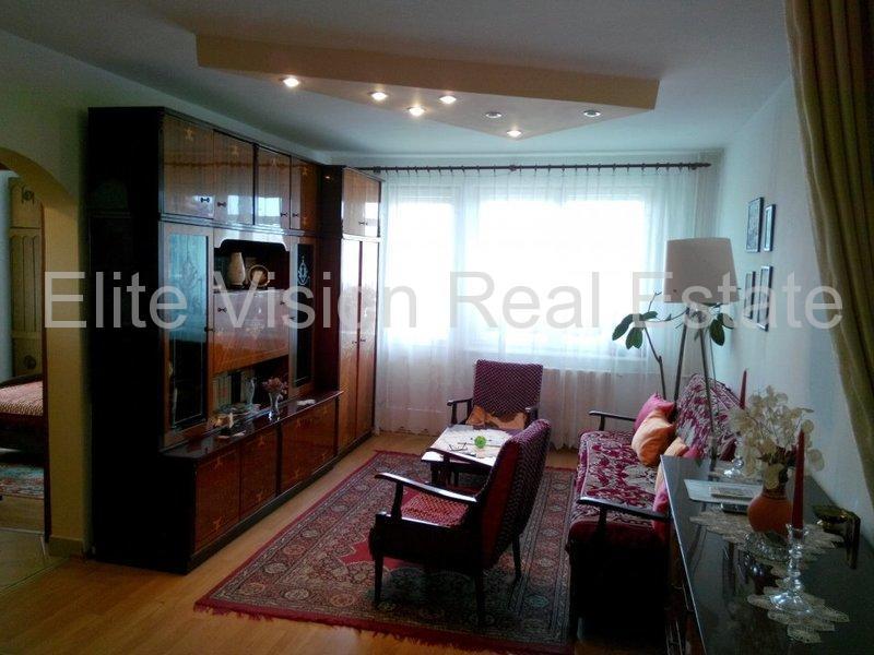 Tomis 3 - Apartament circular compus din 2 camere - Constanta