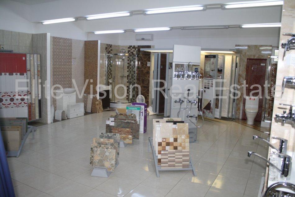 Bratianu I.C Bratianu - Vanzare spatiu comercial S+P, showroom si birouri - Constanta