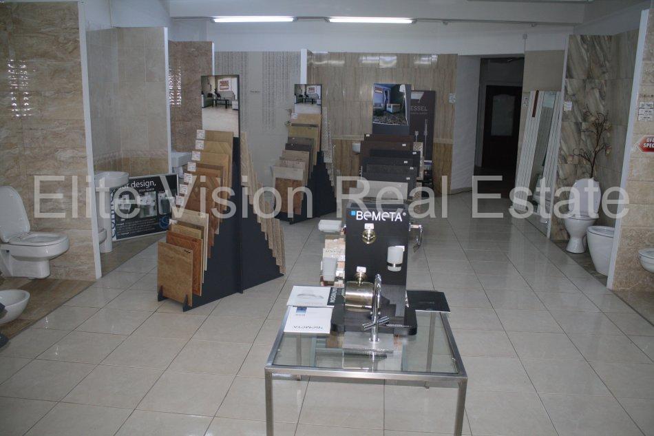 Bratianu I.C Bratianu - Inchiriere spatiu comercial S+P, showroom si birouri - Constanta