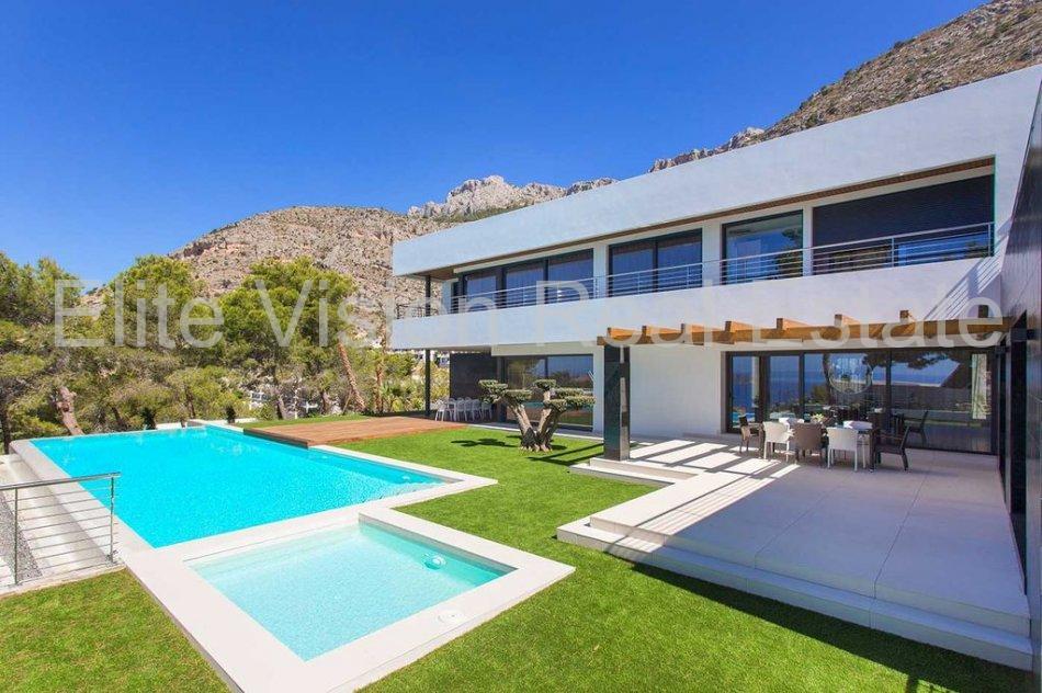 Exclusiva Villa / Chalet de 680 m2 en venta Altea - Spania