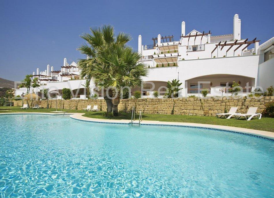 Apartament de lux  cu 2 dormitoare in Marbella - Spania