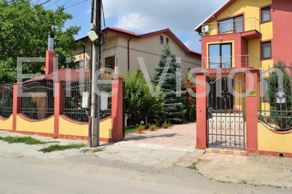Palazu Mare -/Intrare - Vila la cheie si apartament atasat!