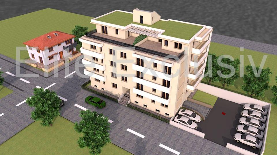 Tomis Plus - Apartamente de 2 si 3 camere in Complex Rezidential