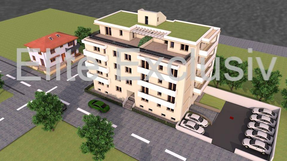 Tomis Plus - Apartamente de 2 camere in Complex Rezidential