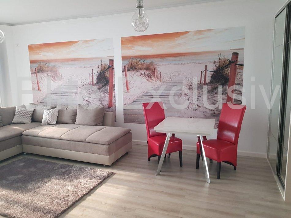 Mamaia Statiune - Apartament de lux cu  2 camere  si vedere frontala la lac