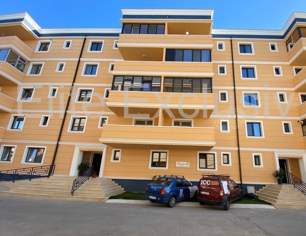 Tomis Plus - Apartament cu 3 camere situat in bloc nou Complex Georgia Residence