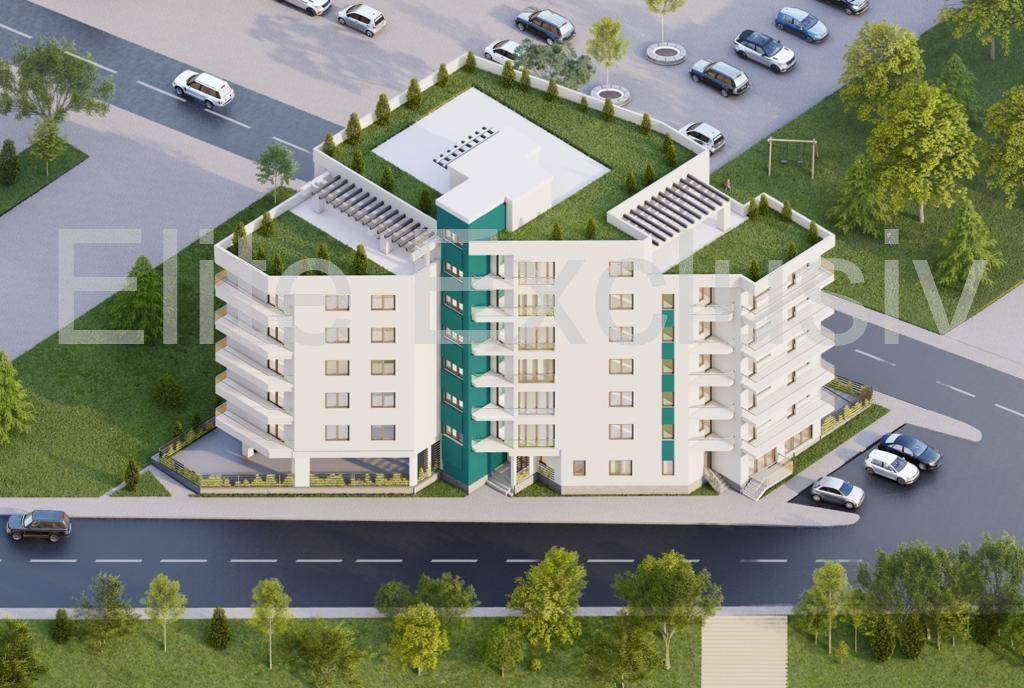 DIRECT DEZVOLTATOR! COMISION 0% TOMIS NORD - Apartament cu 2 camere TIP 3 in Perpetum Residence II