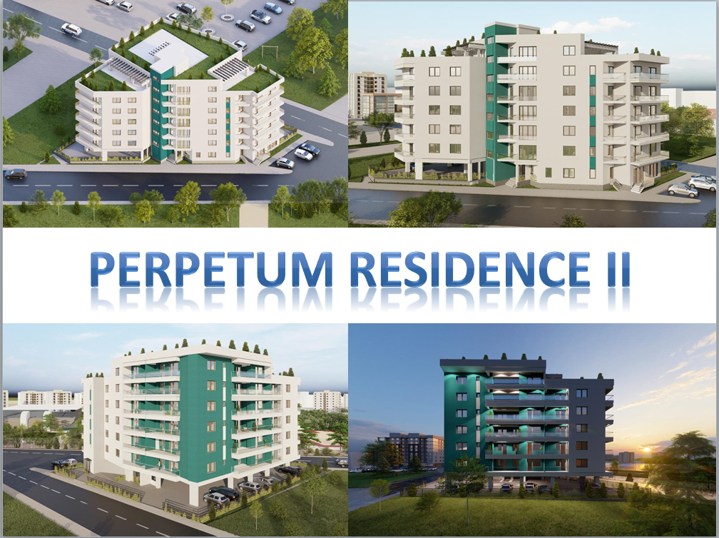 DIRECT DEZVOLTATOR! COMISION 0% TOMIS NORD - Apartament cu 3 camere TIP 2 in Perpetum Residence II