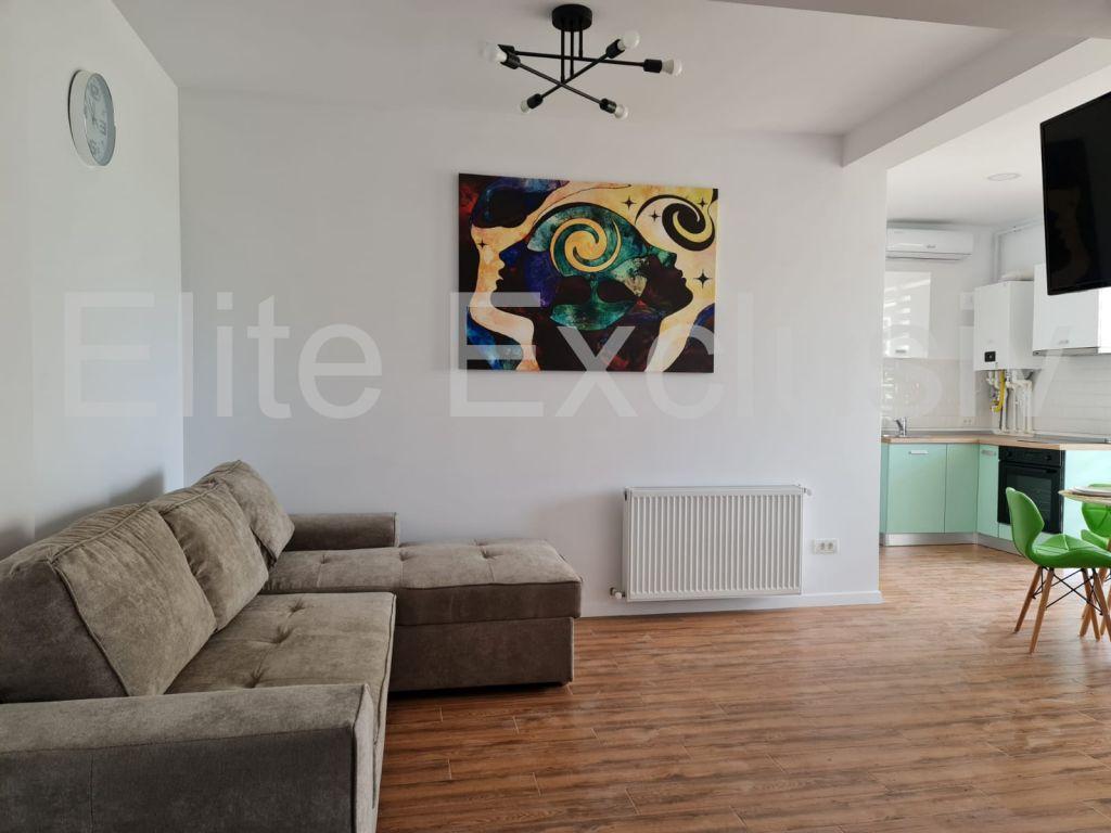 Mamaia Nord - Complex Mianelly Papaya Beasch - Vanzare apartament cochet de 2 camere