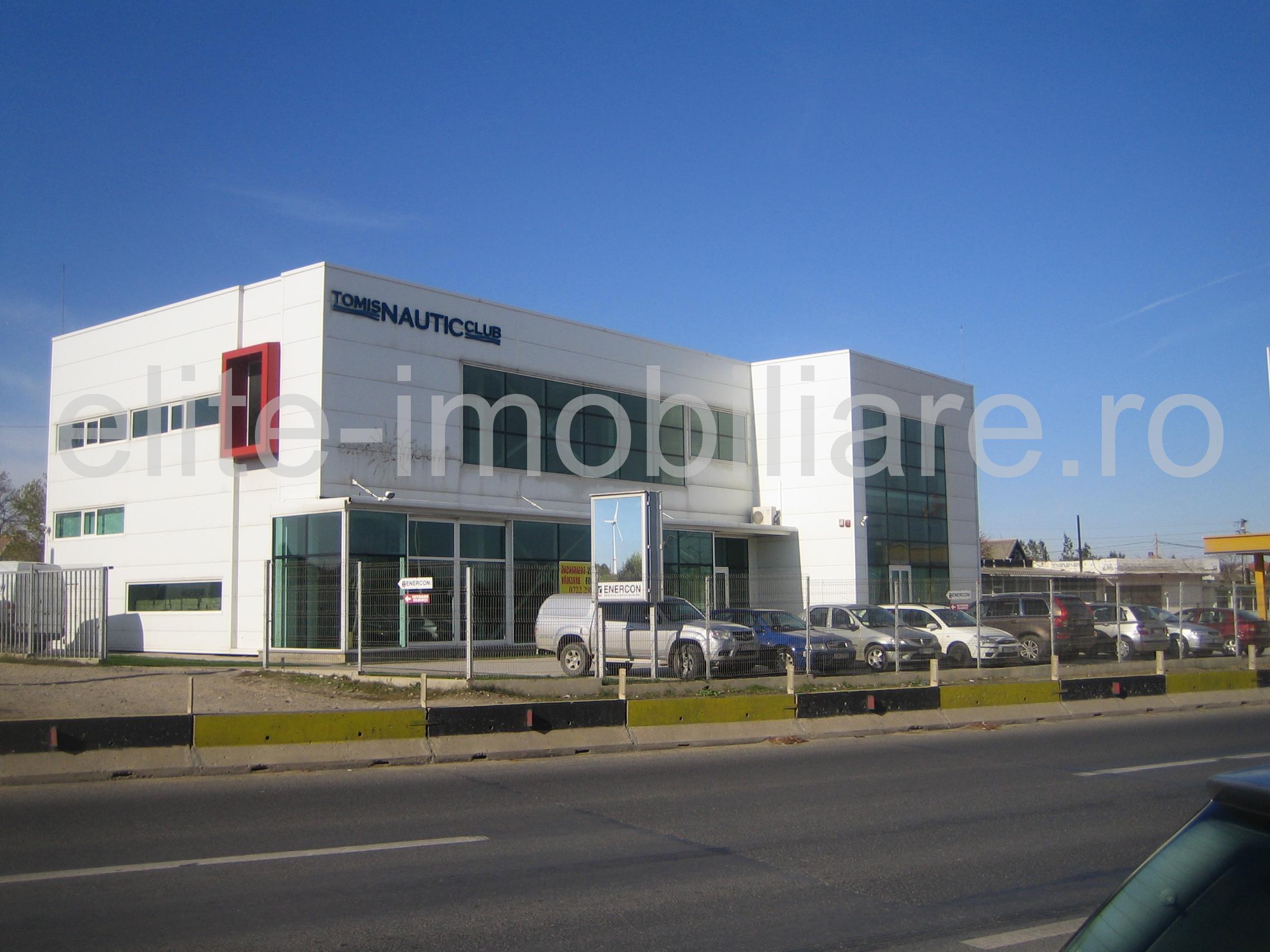 Cladire noua P +1E moderna, ideala showroom, birouri si spatii comerciale - Constanta